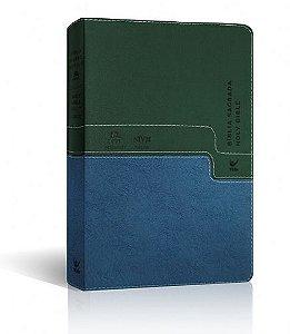 Bíblia NVI Bilíngue Português-Inglês