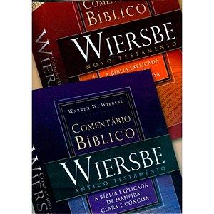 Comentário Bíblico Outline Wiersbe