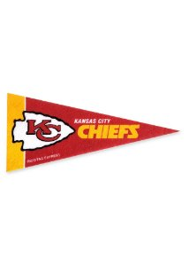 Mini Flâmula Kansas City Chiefs