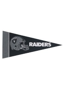 Mini Flâmula Oakland Raiders