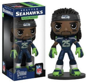 Funko Bobble-Head NFL - Richard Sherman - Seattle Seahawks