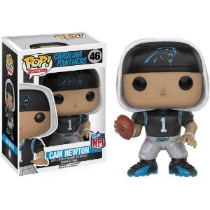 Funko POP! NFL - Cam Newton #46 - Carolina Panthers