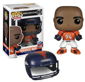 Funko POP! NFL - DeMarcus Ware #07 - Denver Broncos
