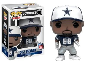 Funko POP! NFL - Dez Bryant #48 - Dallas Cowboys