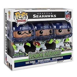 Funko POP! NFL - Legion Of Boom - Seattle Seahawks