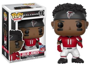 Funko POP! NFL - Julio Jones #72 - Atlanta Falcons