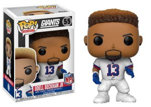 Funko POP! NFL - Odell Beckham Jr #55 - White - New York Giants