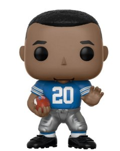 Funko POP! NFL - Barry Sanders Home - Detroit Lions #81
