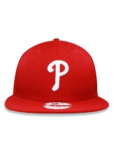 Boné New Era 950 Original Fit Philadelphia Phillies Vermelho