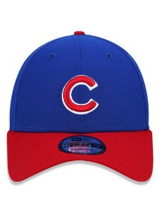 Boné New Era 940 Chicago Cubs Azul