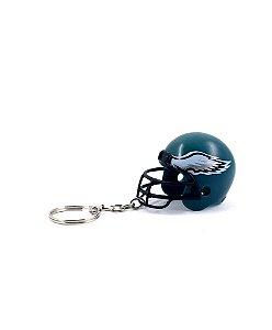 Chaveiro Capacete NFL - Philadelphia Eagles