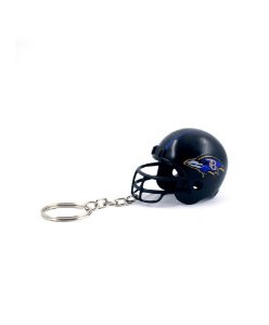 Chaveiro Capacete NFL - Baltimore Ravens