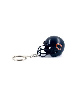 Chaveiro Capacete NFL - Chicago Bears