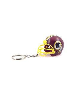 Chaveiro Capacete NFL - Washington Redskins