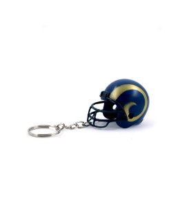 Chaveiro Capacete NFL - Los Angeles Rams