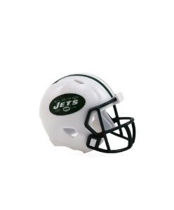 Mini Capacete de Bolso Riddell New York Jets