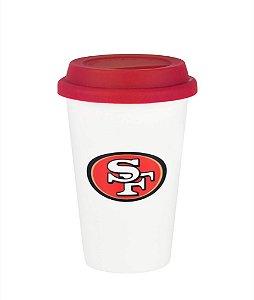Copo de Café NFL - San Francisco 49ers