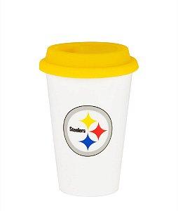 Copo de Café NFL - Pittsburgh Steelers