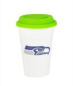 Copo de Café NFL - Seattle Seahawks