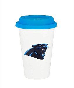 Copo de Café NFL - Carolina Panthers