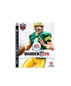 Jogo Madden NFL 09 - Playstation 3 - PS3