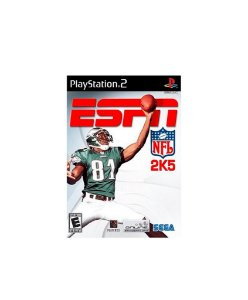 Jogo ESPN NFL 2K5 - Playstation 2 - PS2