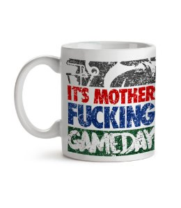 Caneca Game Day Branca