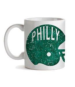 Caneca Helmet Philadelphia Philly Branca
