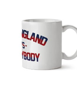 Caneca New England Everybody Branca