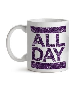Caneca All Day Branca