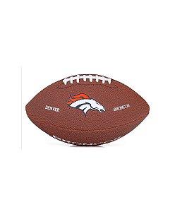 Bola de Futebol Americano NFL Denver Broncos