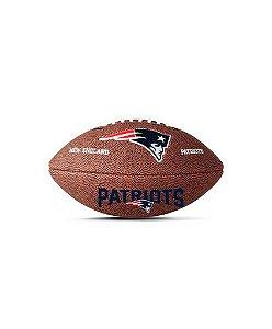 Bola de Futebol Americano NFL New England Patriots