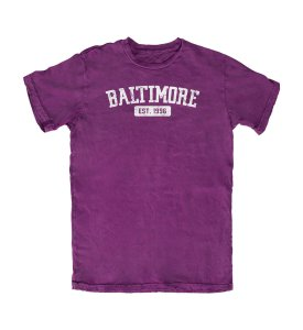 Camiseta PROGear Baltimore Ravens Est.