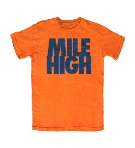Camiseta PROGear Denver Broncos Mile High