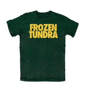 Camiseta PROGear Green Bay Packers Frozen Tundra