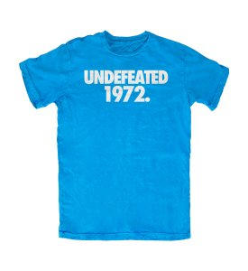 Camiseta PROGear Miami Dolphins Undefeated 1972