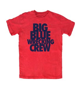 Camiseta PROGear New York Giants Big Blue
