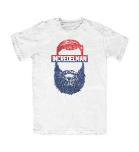 Camiseta PROGear New England Increldeman