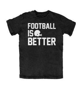 Camiseta PROGear Football is Better
