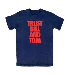 Camiseta PROGear New England Trust Bill and Tom