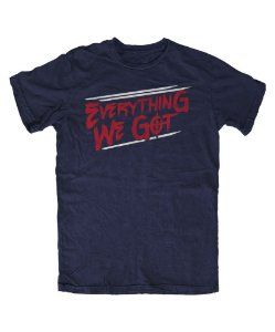 Camiseta PROGear New England Everything We Got