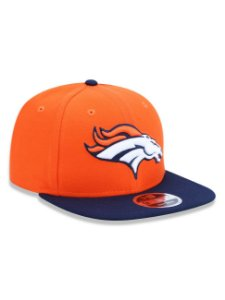 Boné 950 New Era NFL Denver Broncos Laranja