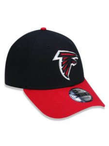Boné 940 New Era NFL Atlanta Falcons Preto