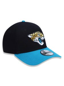Boné 940 New Era NFL Jacksonville Jaguars Preto