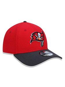 Boné 940 New Era NFL Tampa Bay Buccaneers Vermelho