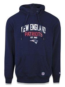 Moletom NFL New England Patriots Marinho