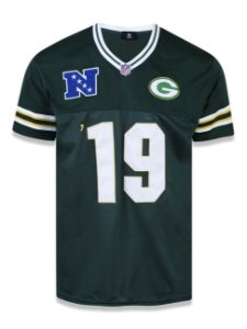 Camiseta Jersey NFL Green Bay Packers Verde