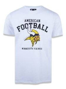 Camiseta NFL Minnesota Vikings Branco