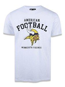 Camiseta NFL Minnesota Vikings Branco