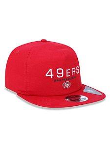 Boné 950 New Era NFL San Francisco 49Ers Vermelho
